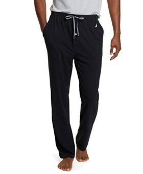 Nautica Cotton Elastic Waistband Sleep Pajama Pant