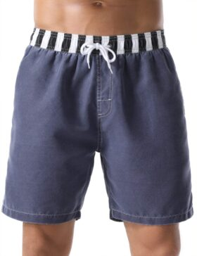 Nonwe Relaxed Fit Swim Shorts