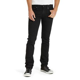 Levi's Men's 511 Slim Fit Jean, Black - Stretch