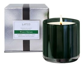 LAFCO New York Limited Edition Candle - Winter Balsam