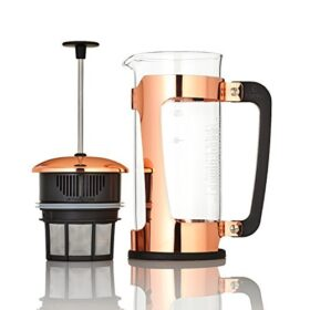 ESPRO French press, 18 Ounce, Glass/Copper