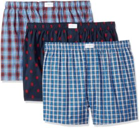 Tommy Hilfiger Men's Underwear 3 Pack Cotton Classics