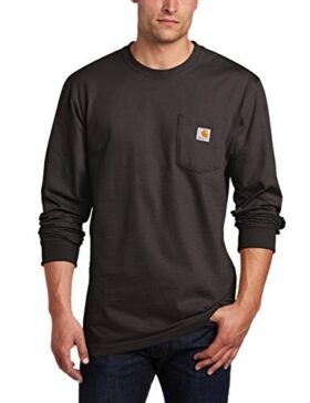 Carhartt Men's Workwear Pocket Long Sleeve Jersey